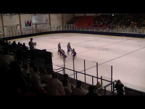 Team Gold Skate Kungsbacka 2015