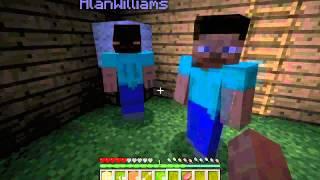 видео: Minecraft приключения вместе с ProART, AlanWilliams и MozillaFox. Часть 1