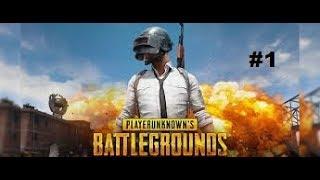 PLAYERUNKNOWN'S BATTLEGROUNDS Bölüm 1- Kask Olmadan Savaş