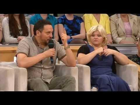 Пусть говорят - Испепеляющая любовь - Эфир 29.05.2013