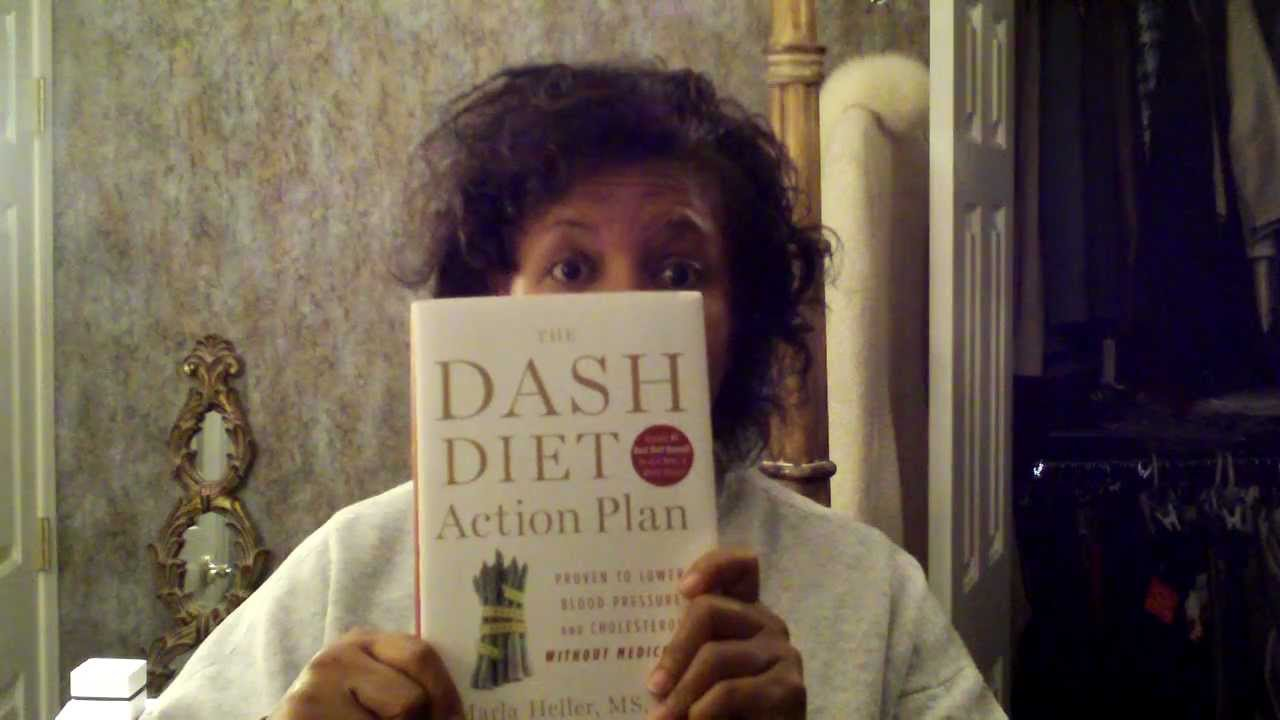 Dash Diet Book