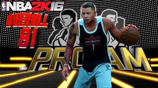 NBA 2K16 Pro Am - 1st FULL 4 Quarters of 5v5 Gameplay