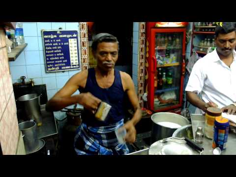 MADURAI - chai walla