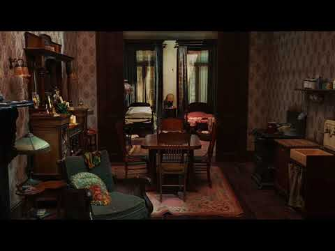 ASMR - Tina & Queenie's apartment - Fantastic Beasts ambience
