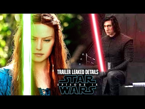 Star Wars Episode 9 Teaser Trailer Leaked Details Revealed & More! (Star Wars News)