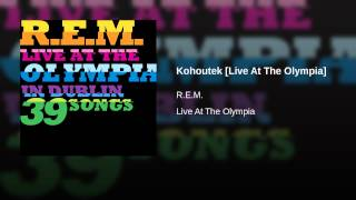 Kohoutek [Live At The Olympia]