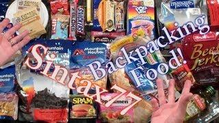 Backpacking Food!