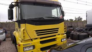 114641 - IVECO / STRALIHD 740S42TZN 07/07