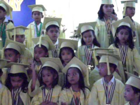 "Prep Graduates singing ""We are the World"""