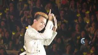 GD ONE OF A KIND in HK 20130518 (honey & baby)