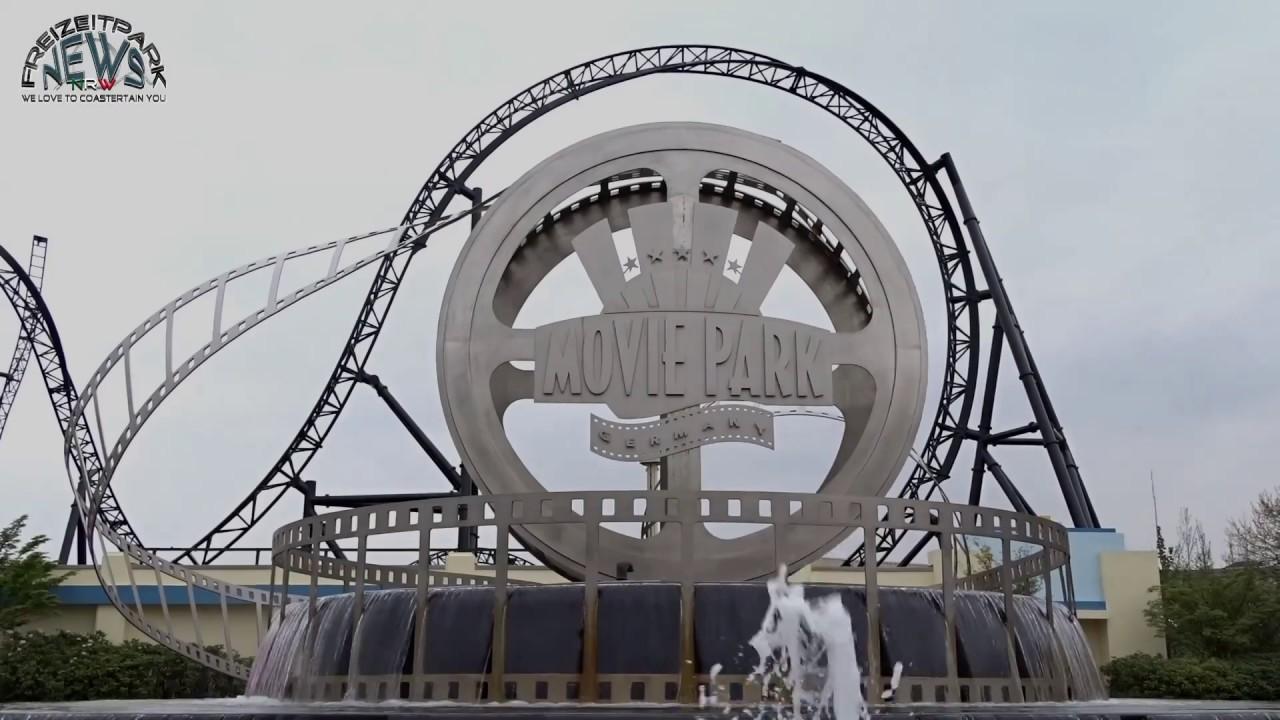 Aktionscode Movie Park : movie park germany parkvideo april 2017 youtube ~ Watch28wear.com Haus und Dekorationen