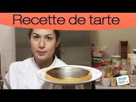 Comment faire une tarte au chocolat youtube - Comment decorer une tarte au chocolat ...
