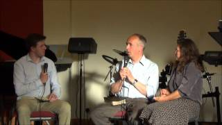 Brookeborough Elim Church 7th July 2013 - Testimoney by Alexy and Doshy