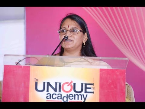 Smt. Sunita M.Bhagwat, IFS speech at Unique Academy for UPSC STUDENTS ‬