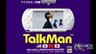 PSP -Talkman Ad (ny)