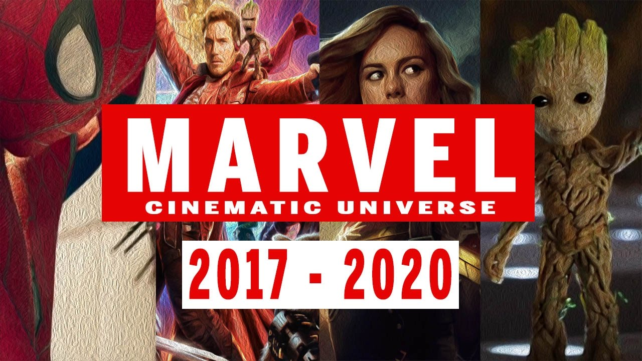 Marvel all upcoming movies | 2017 - 2020