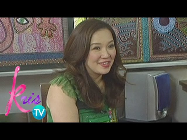 Kris TV: Kris visits the Tam-awan Village