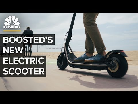 Is Electric Skateboard Maker Boosted's Scooter Worth $1,600?