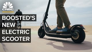 Is Electric Skateboard Maker Boosted\'s Scooter Worth $1,600?