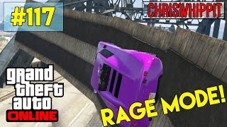 WALL OF DEATH + RAGE | #117 | GTA 5 ONLINE med SoftisFFS & figgehn