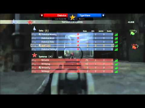 EGL7 : Mad Catz Call of Duty: MW3 (Xbox 360) : Diablus vs