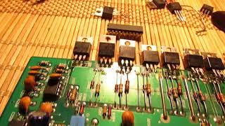 Ремонт підсилювача класу D DigitalX