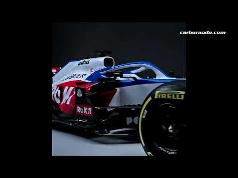 Williams presentó al FW43