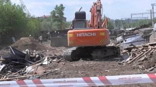 Уборка и вывоз строительного мусора. Рытье траншей и котлованов.(, 2015-05-16T18:35:08.000Z)