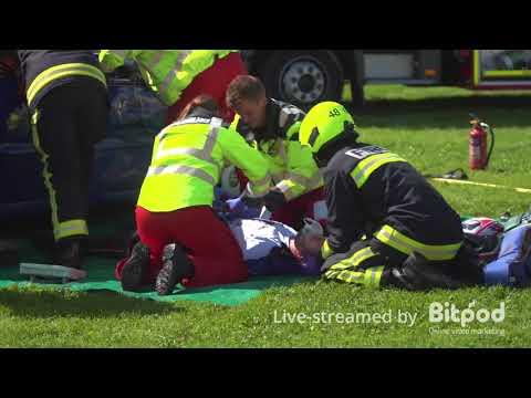 DAA Emergency services demonstration 9 September 2017