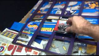 Wall Display For Carded Hot Wheels, Matchbox, Etc.