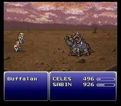 Final Fantasy VI Playthrough (92) Terra's Problem