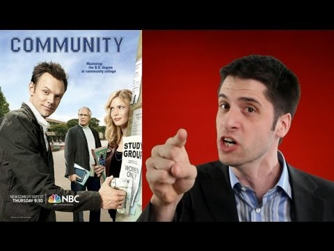 NBC Community series review
