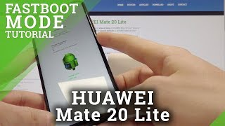 Huawei Mate 10 Lite Fastboot And Rescue Mode From Youtube