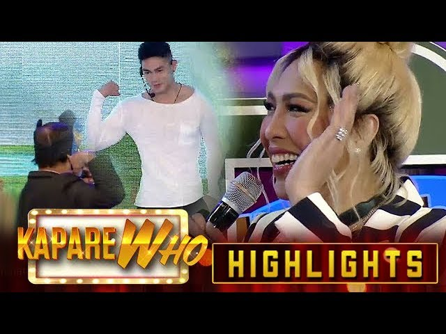 Vice stops Senior KalaWhok Photo't Dinuguan and Ion from their photoshoot | It's Showtime KapareWHO