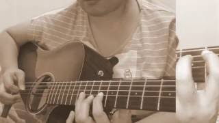 Baby now that i found you/Alison Krauss ( Acoustic Solo Cover )