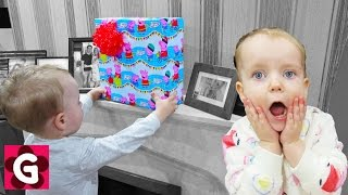 Gaby and Alex Plays Fun Nursery Game for Kids