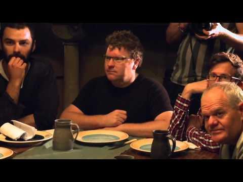 Хоббит: нежданное путешествия. Видеоблог #1 Питера Джексона.(озвучка Русская )