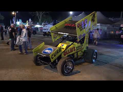 2018 World of Outlaws DIRTcar Nationals at Volusia Speedway