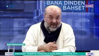 Bana Dinden Bahset İhsan Eliaçık 25 Ocak 2019 KRT TV