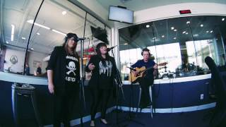 Dani and Lizzy Live From Railtown with Terry David