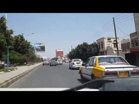 Cruising In South Sanaa المبحرة في جنوب صنعاء