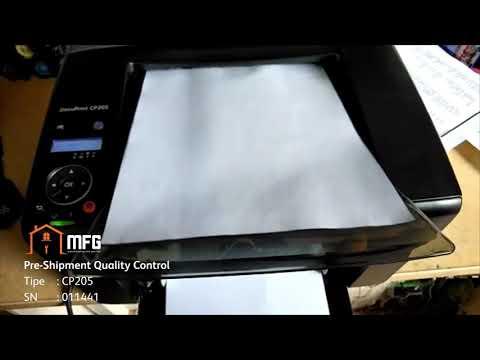 Printer Fuji Xerox CP205 - 011441