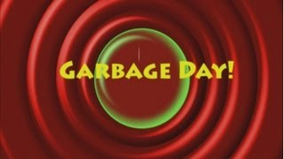 Garbage Truck Trash Day