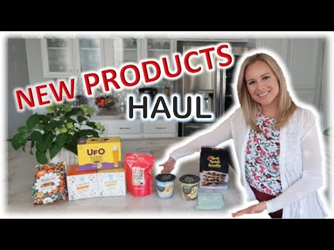 NEWEST PRODUCTS: Trader Joes Haul August 2018