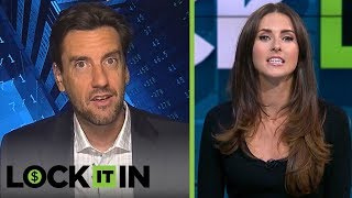 Clay Travis on Seattle's odds against Dallas, Mahomes' confidence in San Francisco   LOCK IT IN