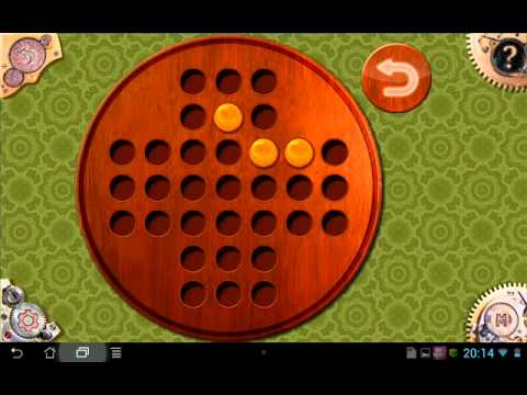 Игры разума Китайские шашки 5