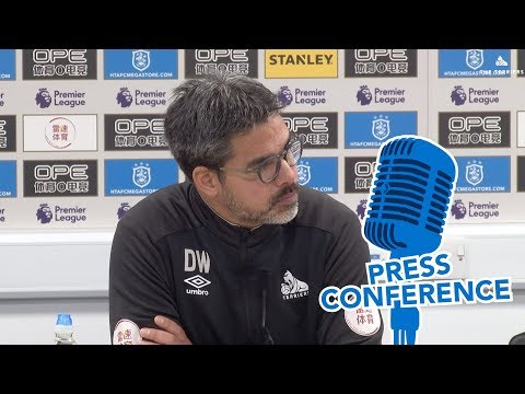 🧢 PRESS CONFERENCE | David Wagner previews Manchester United