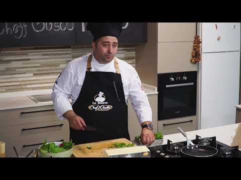Şef Ahmet Karaman ile Serpme Kahvaltıda Harika Menü.. Le Beurre Cheff Gusto TN80