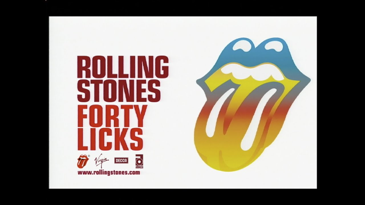 40 licks album rolling stones