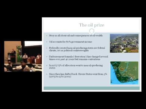 MSC12 - Panel 3: Security Issues in the Gulf of Guinea - Dr. Martin Murphy
